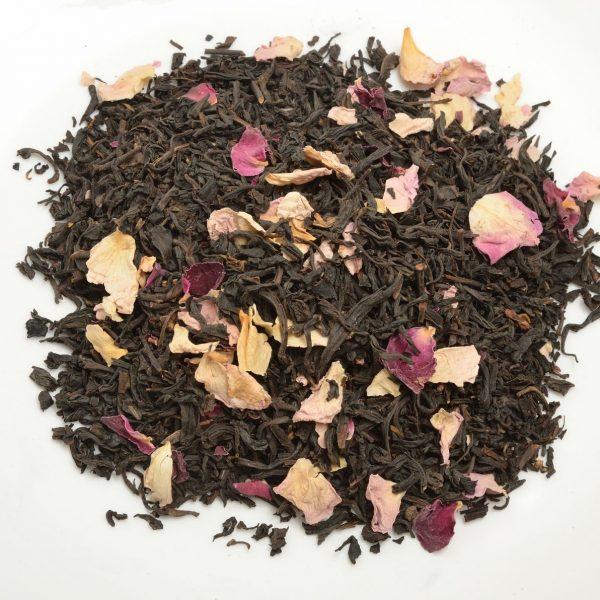 thé A LA ROSE